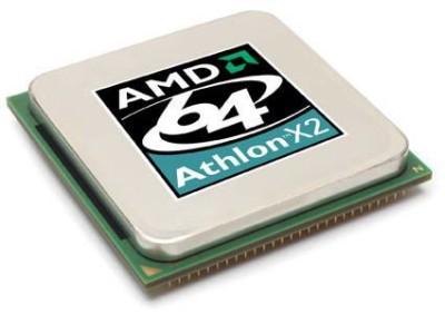 CPU : AMD Athlon X2