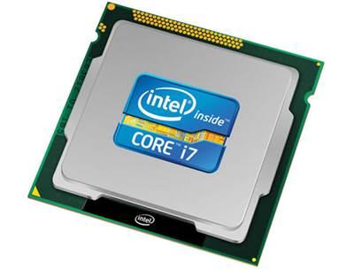 CPU : Intel Core i7