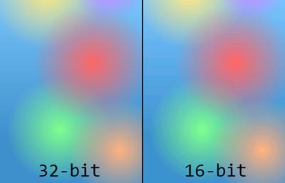 32-bit Color