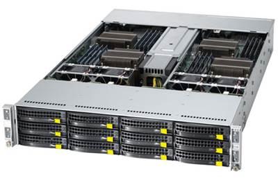 Rack Mounted Web Server