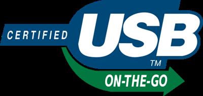 สัญญลักษณ์ของ USB OTG