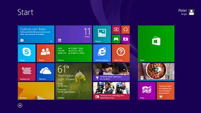 ระบบปฏิบัติการ Windows 8.1