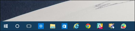 วิธีลบ Cortana บน Taskbar