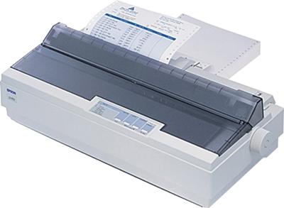 เครื่องพิมพ์ Dot matrix
